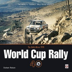 World Cup Rally by Graham Robson
